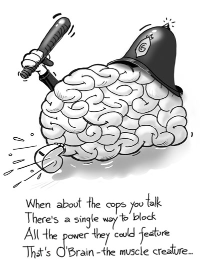 Oh Brain